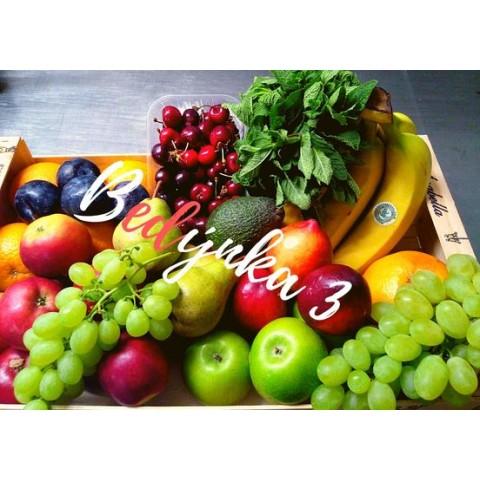 Bedýnka 3 ovocná