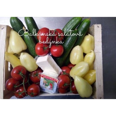Bedýnka Balkánská salátová