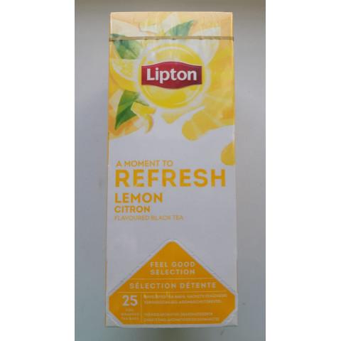 Lipton Premium Citron 25 sáčků