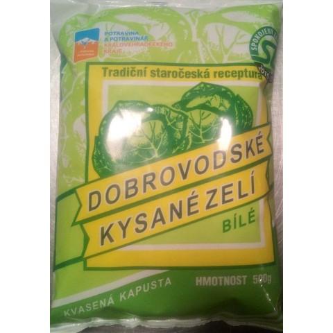 Kysané zelí bílé Dobrá Voda 500 g