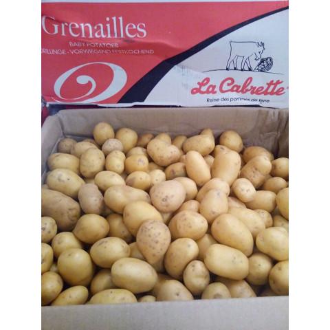 Brambory Grenaille Francie cena za kg