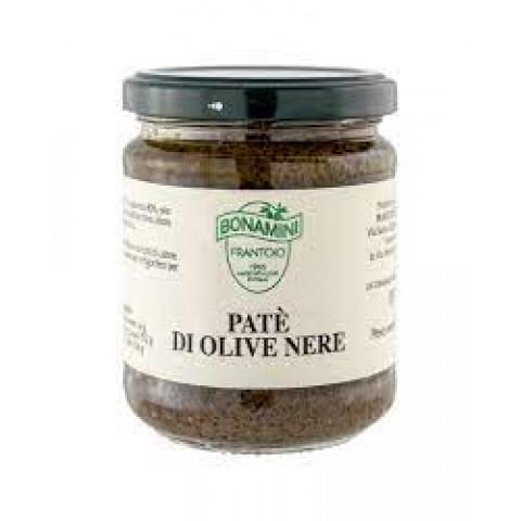 Patè di olive nere  180 g Itálie